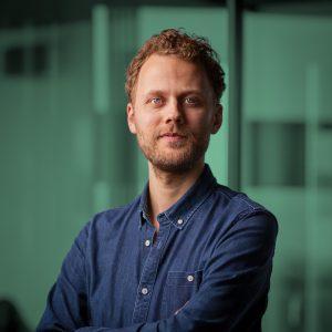 qontent matters author Bouke van den Berg