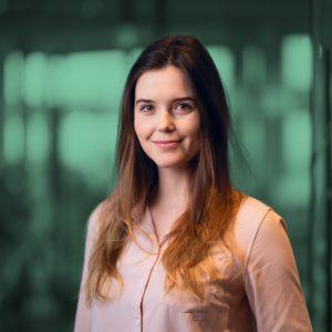 qontent matters author Renée Bainczyk