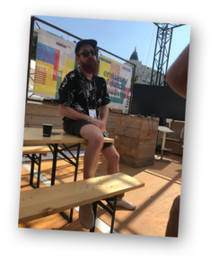 Dave Snyder Cannes Lions 2019